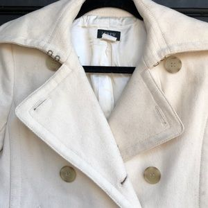 J. Crew Jackets & Coats - J. Crew Wool Blend Coat